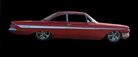 5864 Impala System VT Kustoms Air Suspension